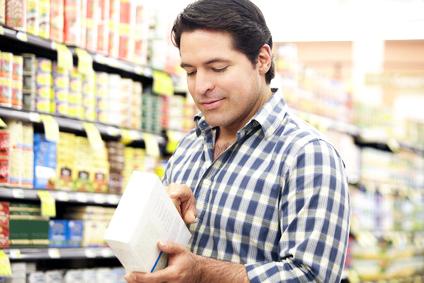 Sprawdzanie etykiety produktu