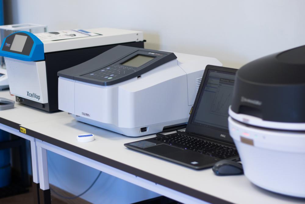 Wyposażenie Laboratorium Ośrodka Badawczo-Rozwojowego do badań RoHS