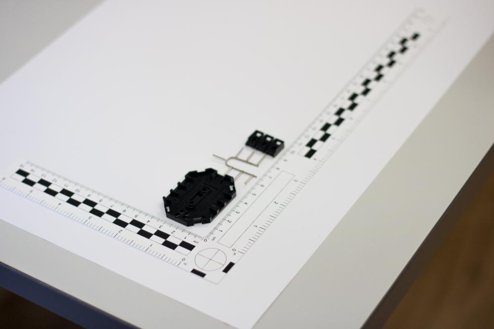 Tworzenie dokumentacji fotograficznej podczas testów RoHS
