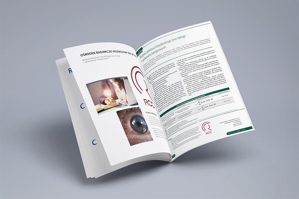 RCC sp. z o.o. - piszą o nas - bezpieczeństwo fotobilogiczne lamp i systemów lampowych